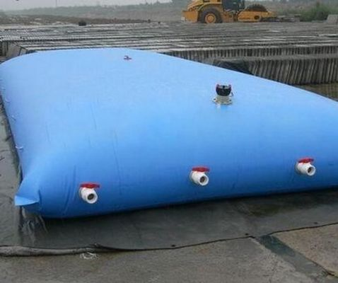 China 30000 L Pillow Water Bladder, Flexible Water Storage Tank, Collapsible PVC Water Reservoir supplier