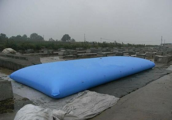 China Diggings Collapsible PVC Water Bag , 6000L Water Tank Bucket Container supplier
