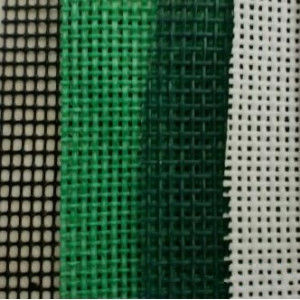 China Durable Outdoor Netting Fabric, Light Weight Polyester Fabric Mesh 50m/Roll Length supplier