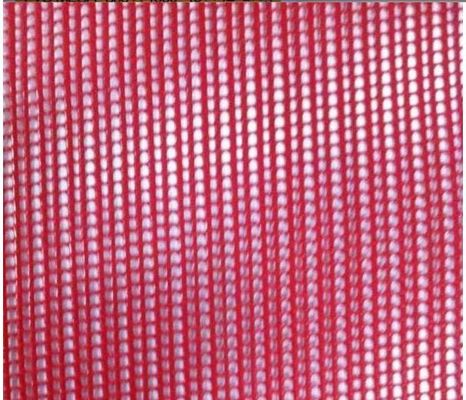 China Multicolor PVC Coated , 380d X 380d 15x16 280g Plastic Coated Mesh Fencing  supplier