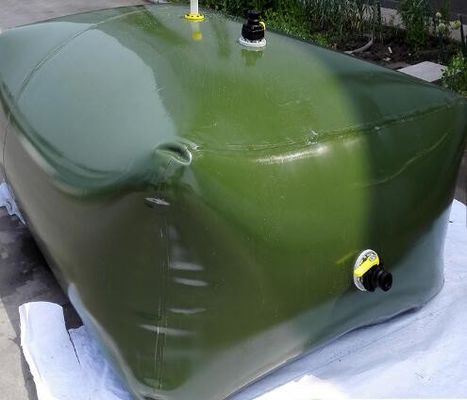 China Scratch Resistance Bladder Fuel Tank Pillow Shape Fuel Containers supplier