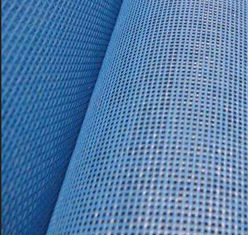 China High Visibility PVC Coated Mesh 12*12 Density 100% Polyester Consturction Purpose supplier