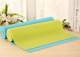 China Non Toxic Materials Non Slip Table Protector 350g Rug Pad For Dinnerware supplier