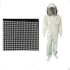China 260g PVC Non Slip Mat Roll as Beekeeper Protective Clothing Liner Plastic Foam Mesh supplier