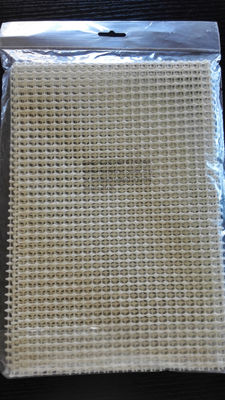 Roll PVC Non Slip Mat For Beekeeping Suits Ventilated Protective Clothing Liner