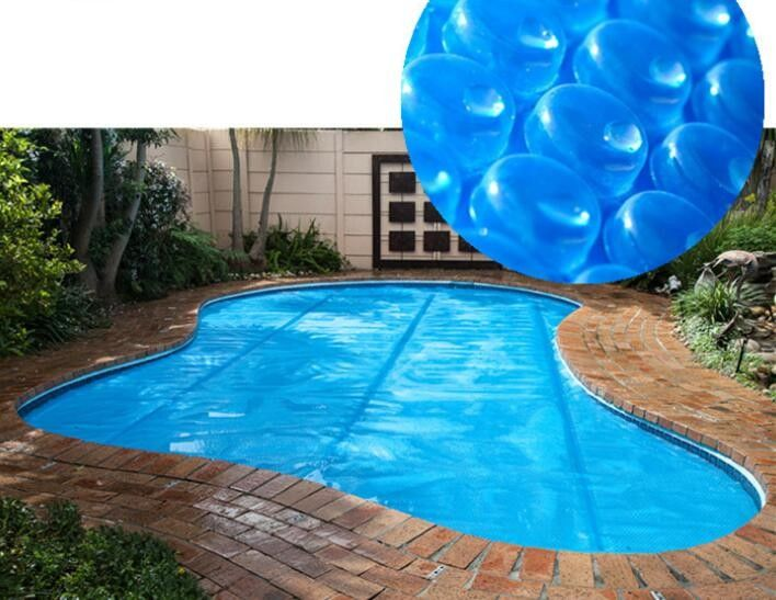 UV Protection PE Bubble Waterproof Swimming Pool Solar Cover For ...