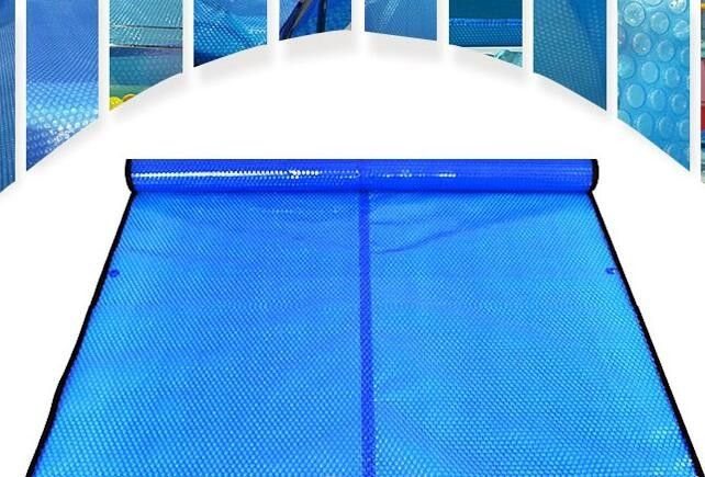 Swimming Solar Pool Bubble Cover And Blanket Bubble Film Wrap PE Plastic