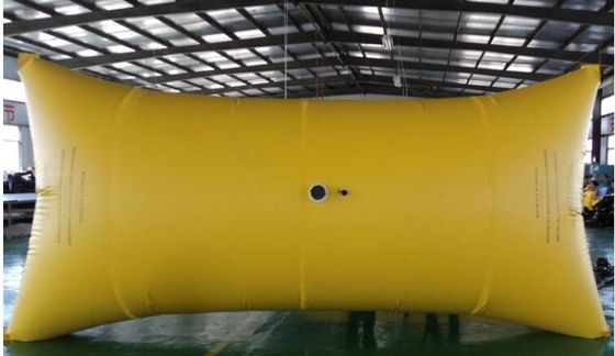 Eco friendly PVC 10000 Gallon Fuel Tank Foldable TPU With High Abrasion Resistance