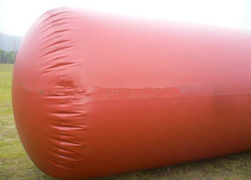 Cold Resistant Methane Storage Tank , 5000 Gallon Poly Tank Customized Color