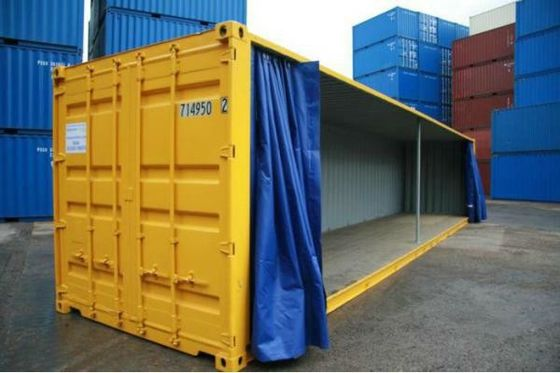 Wear Resistance Waterproof Equipment Covers For Container With OEM Service
