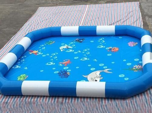 Custom Inflatable Indoor Outdoor Portable Inflatable Swimming Pool 3.5M*3.5M