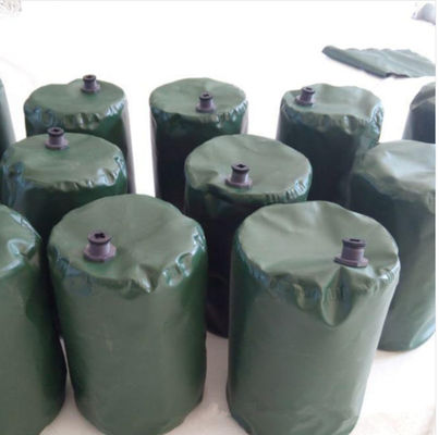 China Armed Forces Diesel Fuel Storage Tank High Strength UV Protected Gasoline Bladder factory