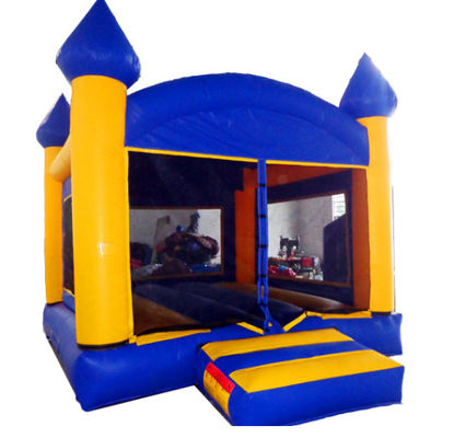 China Princess Bouncer Inflatable Amusement Park Prince Jumping Castle Combo House factory