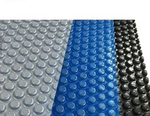 China 500 Um Bubble Solar Pool Cover Length Customized factory
