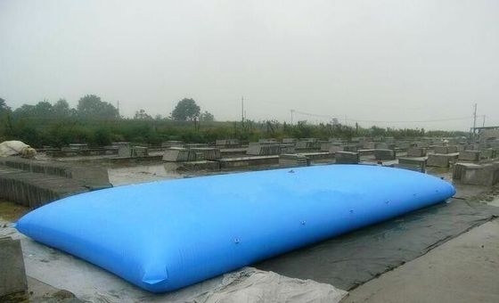 Diggings Collapsible Tarpaulin Water Storage Tank ,Farm Irrigation PVC Water Bladder 30000 Liters