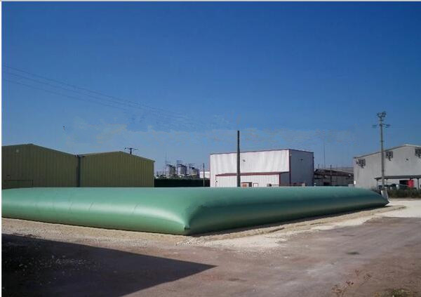 30000 L Pillow Water Bladder, Flexible Water Storage Tank, Collapsible PVC Water Reservoir