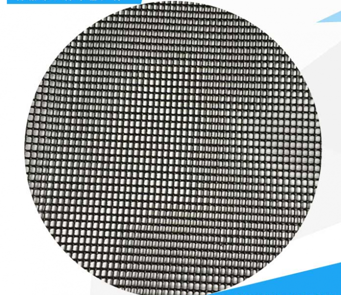 380g Black PVC Coated Mesh 0. 28-1. 5 mm Thickness For Surfboard Bag Lining