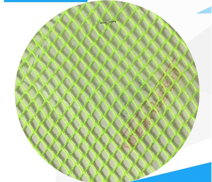 Non Slip PVC Coated Mesh 270g  30% Polyester For Beach Chair Outdoor Safety