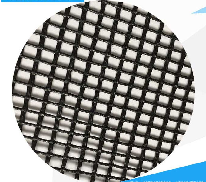 Reinforce PVC Coated Mesh, Non-slip Mesh for Pallet Packing, Wrapping Mesh 450g.