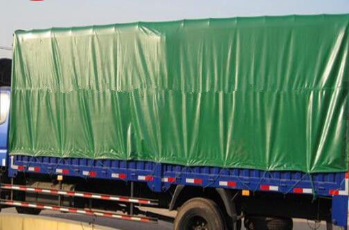 Flame Retardant PVC Truck Cover Fabric Waterproof Tarpaulin Fabric For Cargo Cover