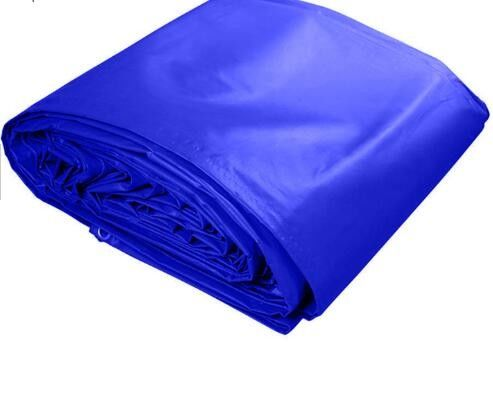 Anti UV Resistant PVC Truck Cover 15M*8M Tarpaulin Sheet For Vinyl Truck