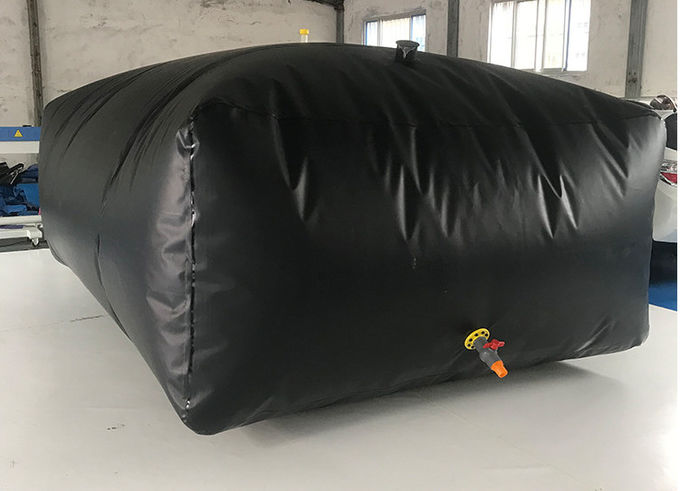 High Strength Bladder Fuel Tank , Military Quality Waterproof Diesel Fuel Bladder