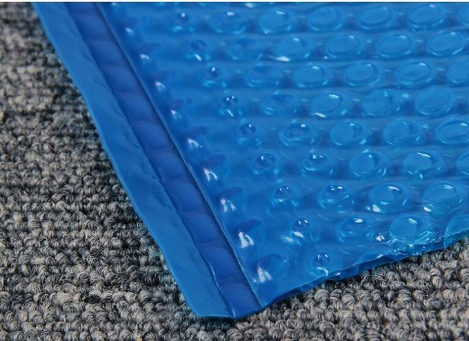 9M × 16M Bubble Sun Heat Insulation Spa Pool Blanket Cover Double Color Poly Carbonate